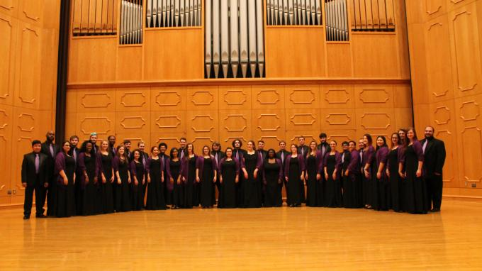 NSU Chamber Choir 2017 2